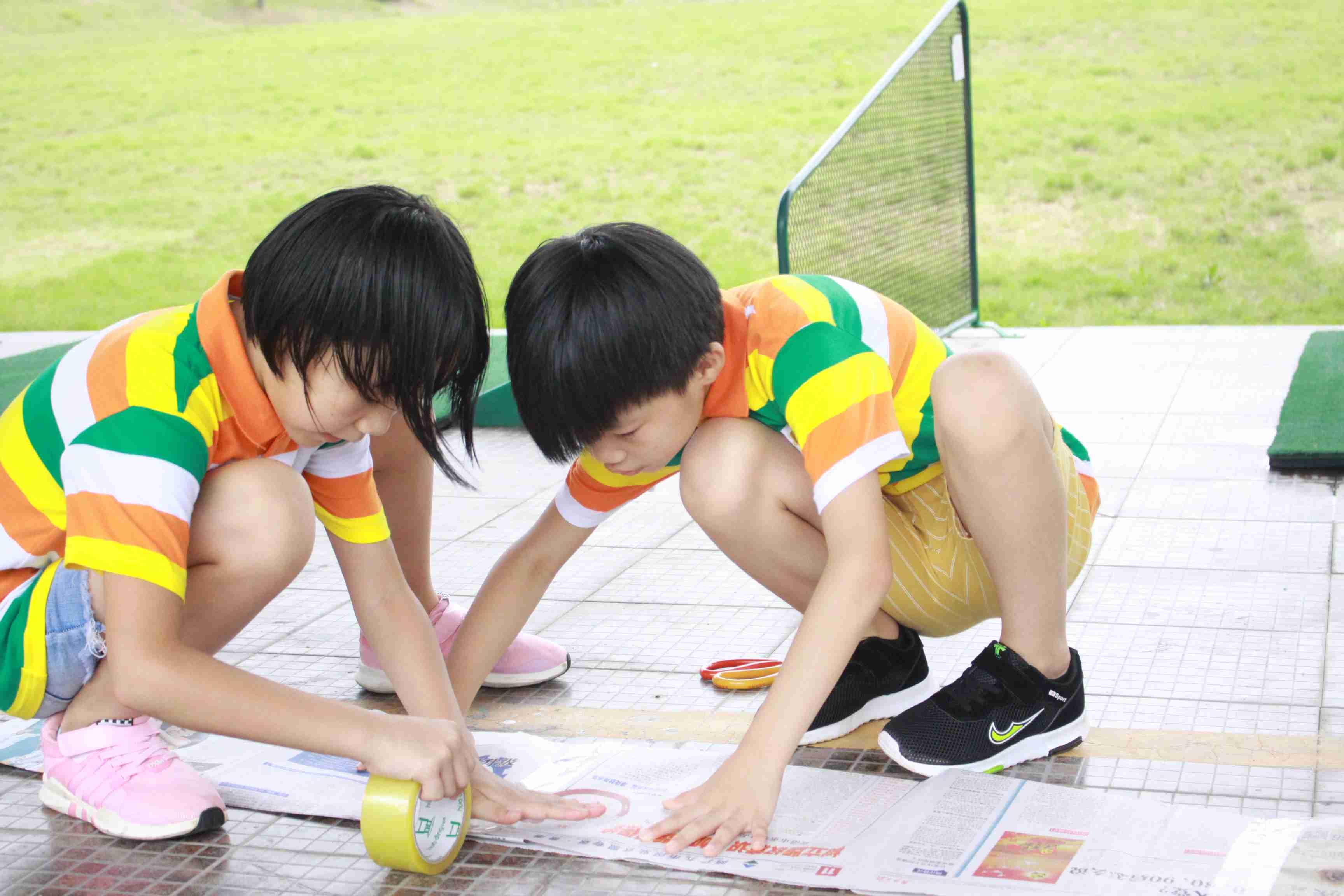 暑假肇庆夏令营和你一起锻炼